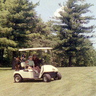2004 K & Jim On the Course.JPG