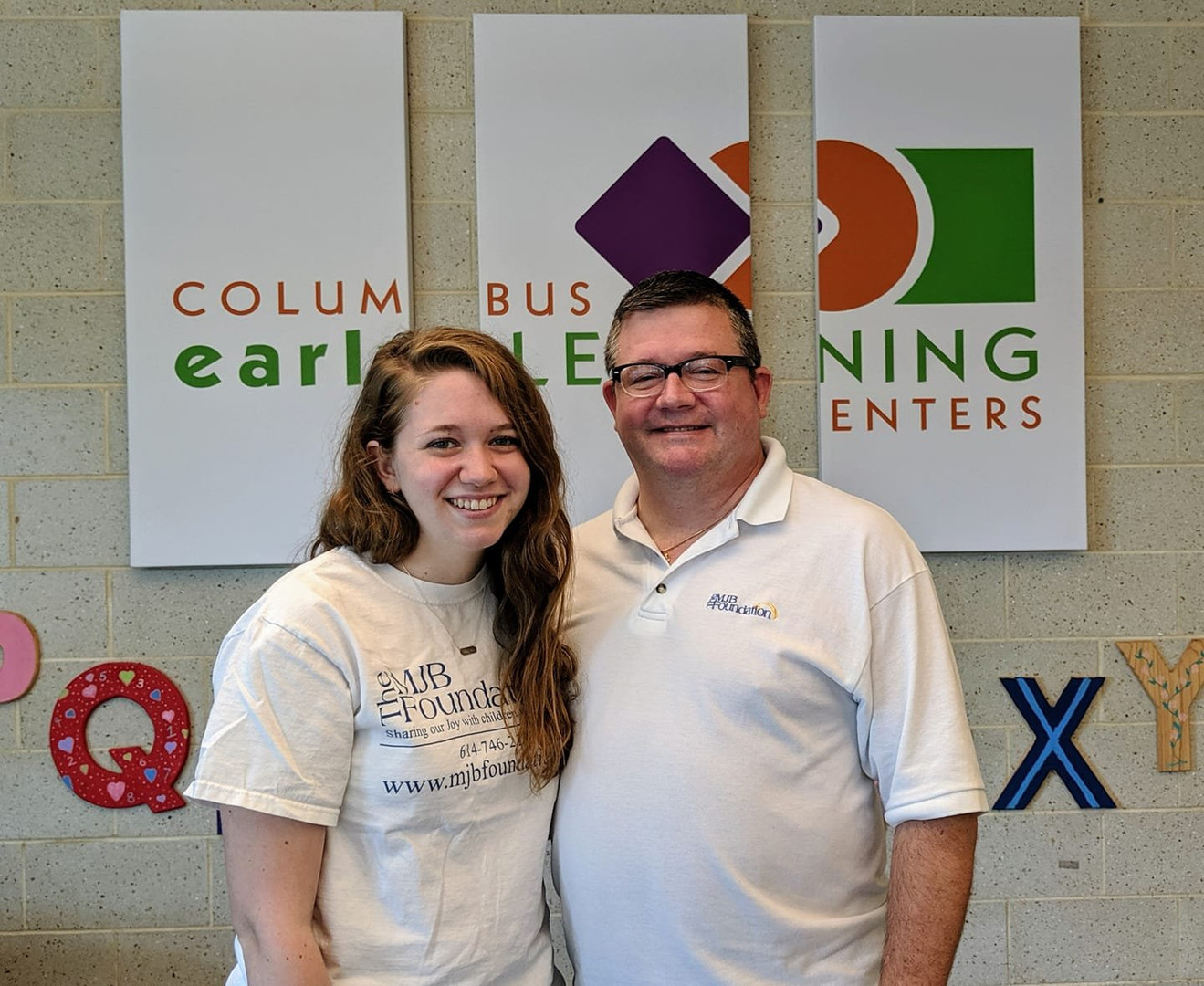 In June of 2019 we visited CELC to make a donation to their program.