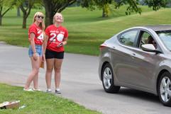 2014 Hannah & Melissa Hand Out Car Magnets.JPG