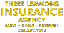 Three Lemmons_Logo_Yellow Outline_With P