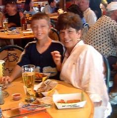 2004 Mrs.McK & Kevin.jpg