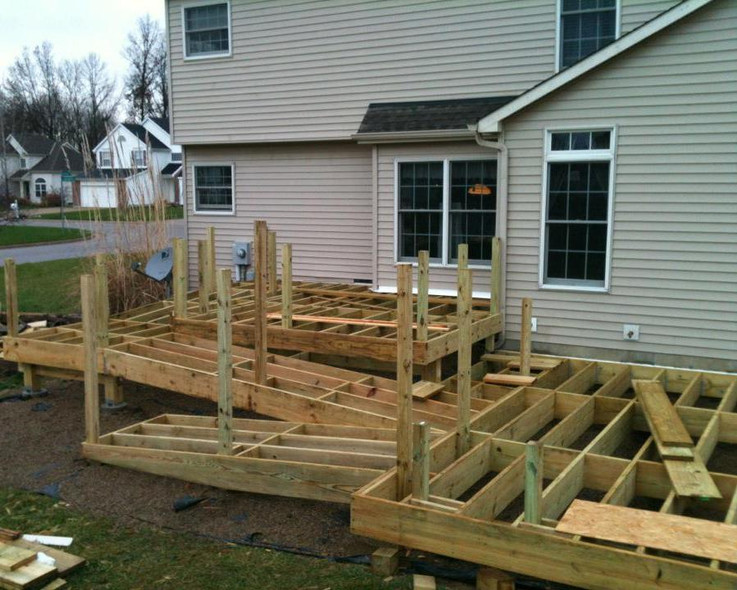 In October of 2011 we contributed to a 'Get Out & Play' Deck for Abram