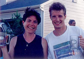 1997 HDCP Champions Jackie Hartzell & John Siemer