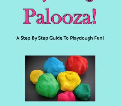 Playdough Palooza! On sale now!
