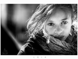 Petit homage à Lola et à l'enfance. Merciiii