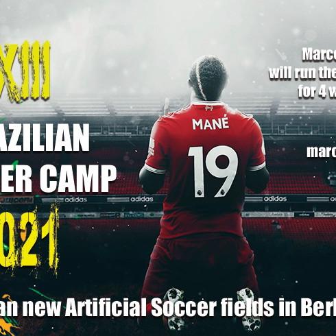XIII Brazilian Summer Soccer Camp