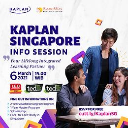 Dapatkan S1 Double Major di Kaplan Singapore!