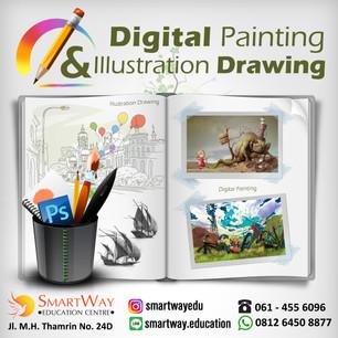 Illustration & Digital Painting