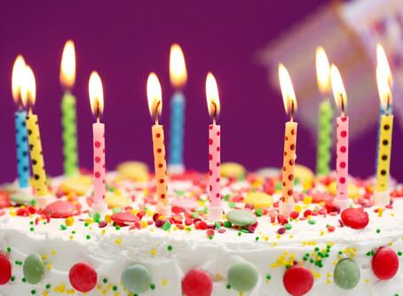 Всем скидка в день рождения -20%