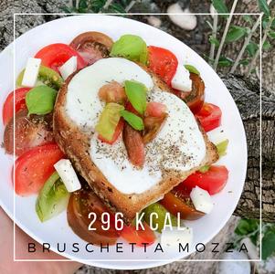 Bruschetta Mozzarella
