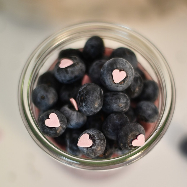 Blueberry Chia Seed