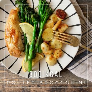 Poulet Broccolini