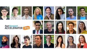 Quipu joins FastForward 2019 Accelerator Cohort