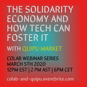 Quipu's participation in CoLab Cooperative's webinar is now online!