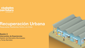 """Quipu in the """"Regional Recovery Dialogues"""" of the Resilient Cities Network"""