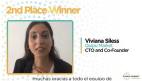 Quipu wins 2nd Place in the FinnoSummit: Blockchain Accelerator Finale