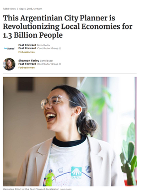 Quipu has been featured in Forbes!