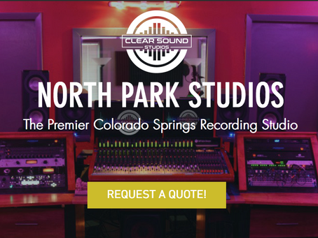 North Park Studios in Colorado Springs
