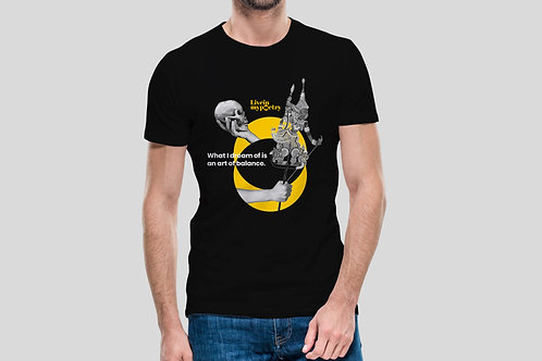 Live in My Poetry Art Apprentices T-Shirt