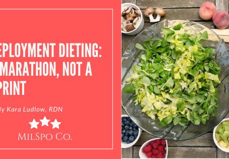 Deployment Dieting: A Marathon, Not a Sprint