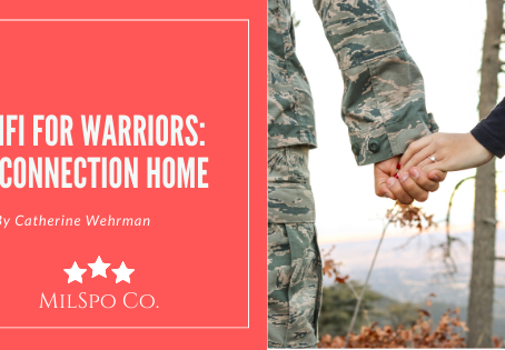WIFI for Warriors: A Connection Home