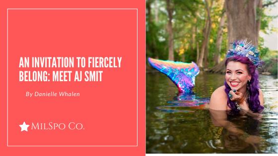 An Invitation to Fiercely Belong: Meet Aj Smit