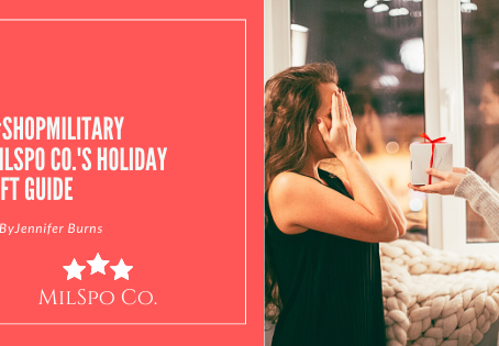 Shop Military This Holiday Season: MilSpo Co. Holiday Gift Guide