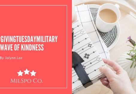 #GivingTuesdayMilitary: A Wave of Kindness