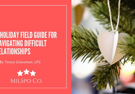 A Holiday Field Guide for Navigating Difficult Relationships
