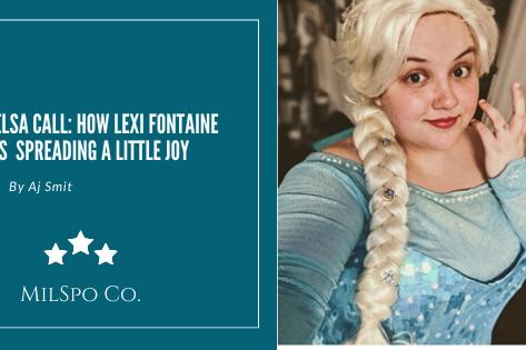 Elsa Call: How Lexi Fontaine is Spreading a Little Joy