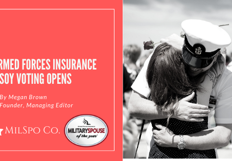 Armed Forces Insurance 2020 MSOY Voting Opens