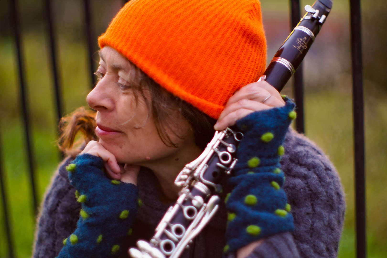 Karen Wimhurst Clarinet