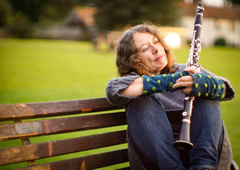 Karen Wimhurst Clarinet Bench