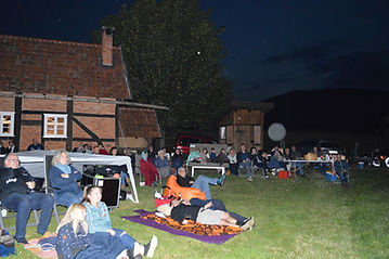 Dorfgemeinschaft Göstrup Moonlight Kino