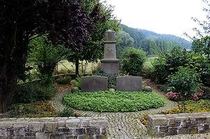 Dorfgemeinschaft Göstrup Ehrenmal
