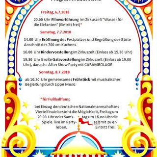Seite 2 Programm