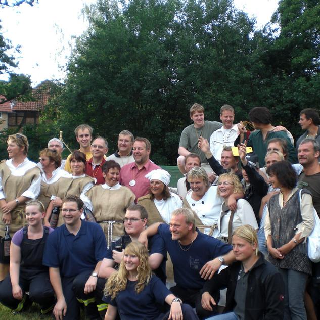 Die teilnehmenden Mannschaften