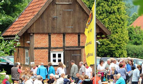 Dorfgemeinschaft Göstrup Backtag