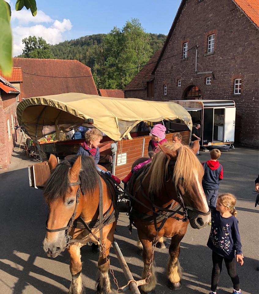 Dorfgemeinschaft Göstrup Höfetour