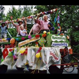 Dorffest 2003 Festwagen