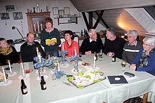 Dorfgemeinschaft Göstrup Krimi-Abend