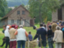 Dorfgemeinschaft Göstrup 690 Jar Feier Risenzwille