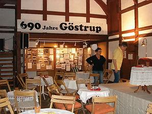 Dorfgemeinschaft Göstrup Kulturnacht 2008