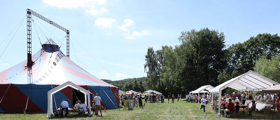 Dorfgemeinschaft Göstrup Zirkusevent
