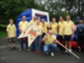 Dorfgemeinschaft Göstrup Menschenkicker Turnier