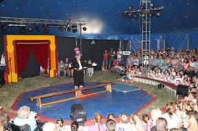 Der Zirkusdirektor