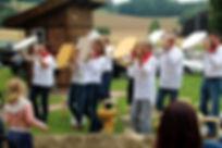 Dorfgemeinschaft Göstrup Klodeckelcombo