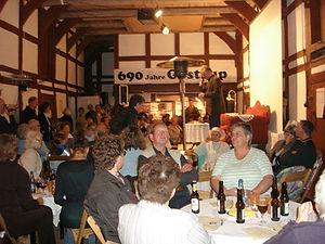 Dorfgemeinschaft Göstrup Kulturnacht 690 Jahre Göstrup0