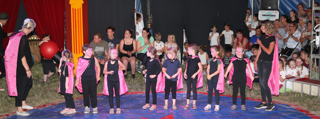 Die Magic Kids der CJD Kindertagesstätte Hans-Lenze-Stiftung