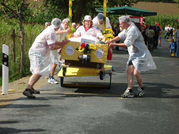 Bettenrennen 2006